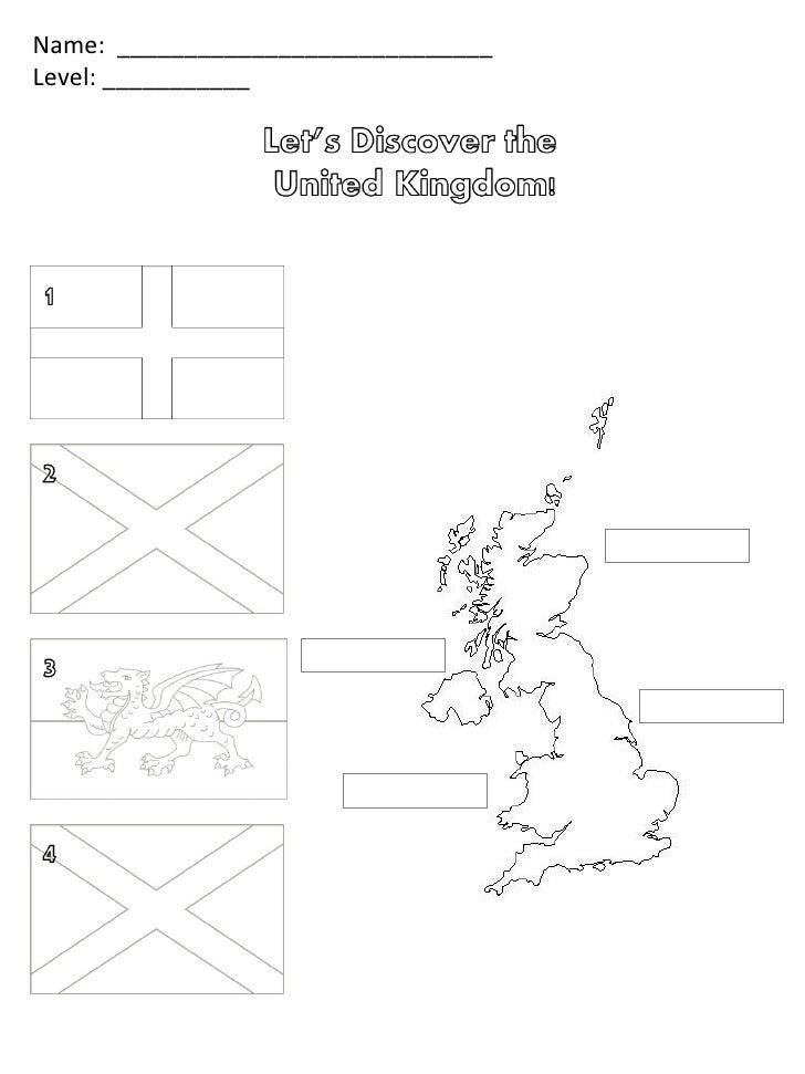 Flag worksheet  2 ci