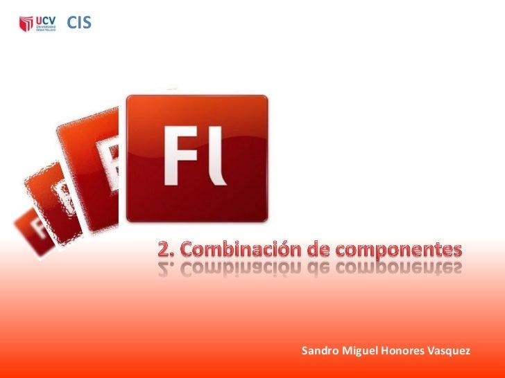 CIS      Sandro Miguel Honores Vasquez