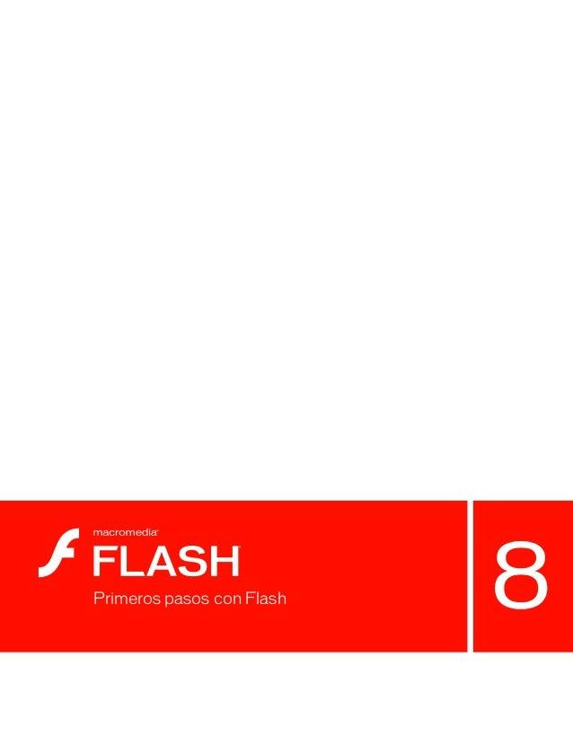 Primeros pasos con Flash