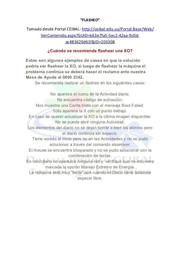 """FLASHEO""Tomado desde Portal CEIBAL: http://ceibal.edu.uy/Portal.Base/Web/      VerContenido.aspx?GUID=b63e7fa5-5ec2-42aa-..."