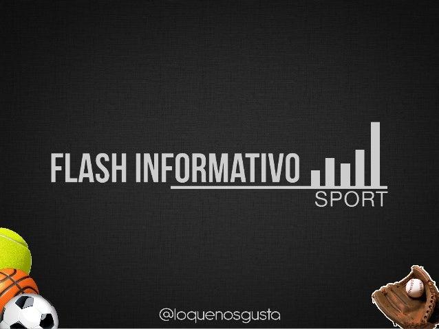 Flash informativo   final lvbp 2012 - 13
