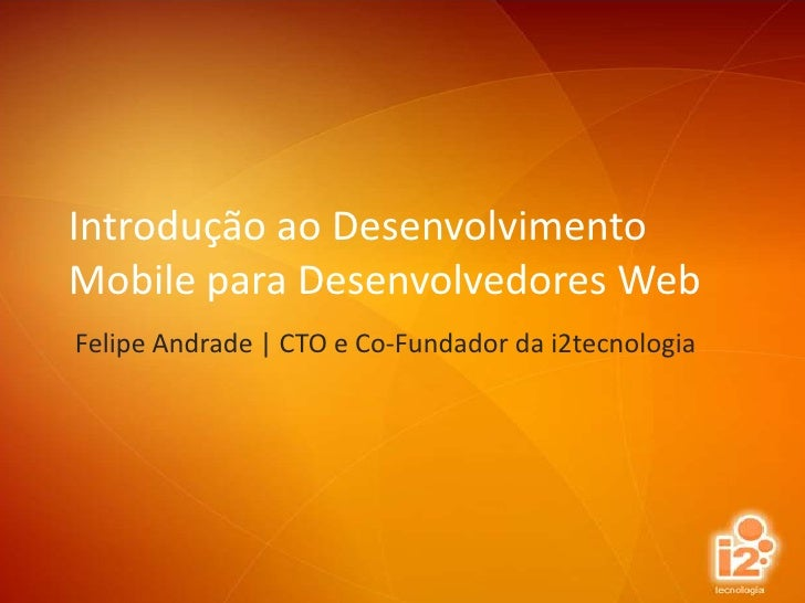 Introducing Mobile Development for Web Developers