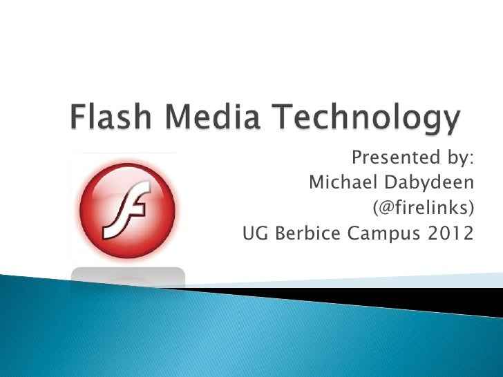 Presented by:      Michael Dabydeen             (@firelinks)UG Berbice Campus 2012
