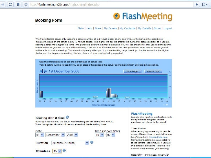Flashmeeting is a webconferencing tool useful for distant training delivery. Developed by the Knowledge Media Institute at...