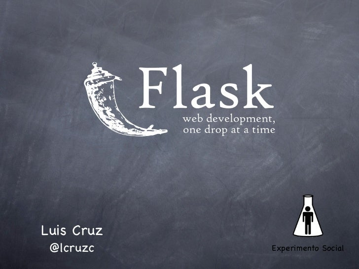 Introducción a Flask