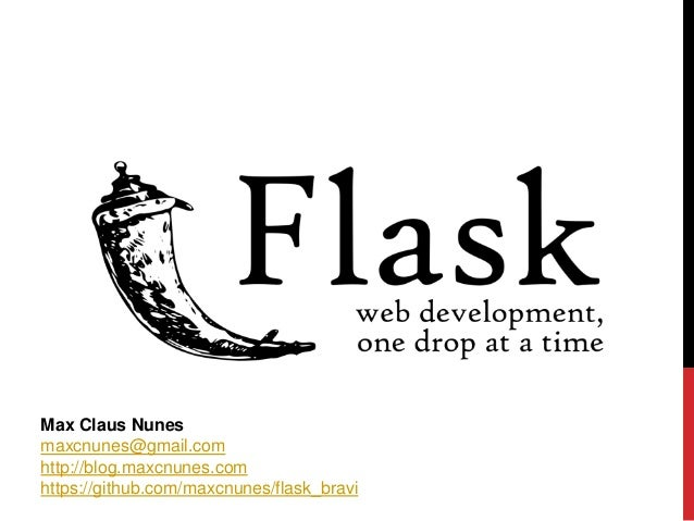 Flask – Python