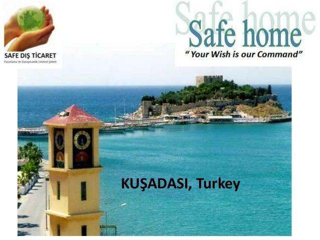 KUŞADASI, Turkey