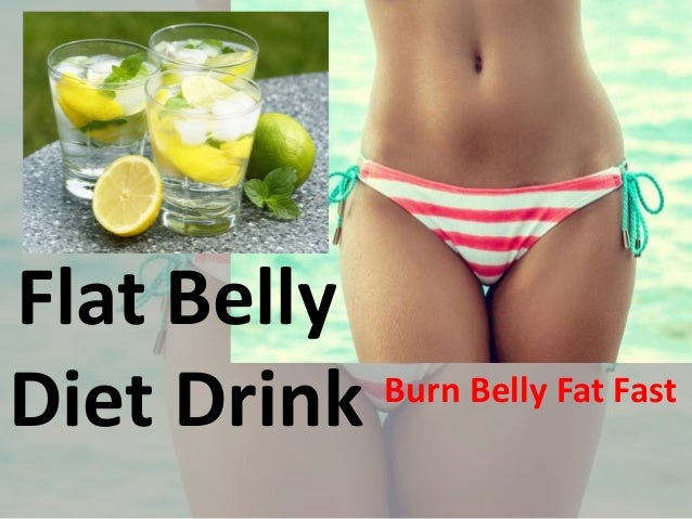 ... belly diet drink - how to loose belly fat with detox water witho