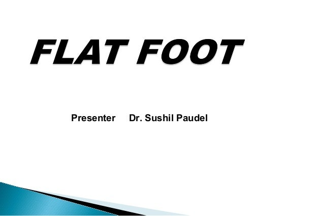 Presenter Dr. Sushil Paudel