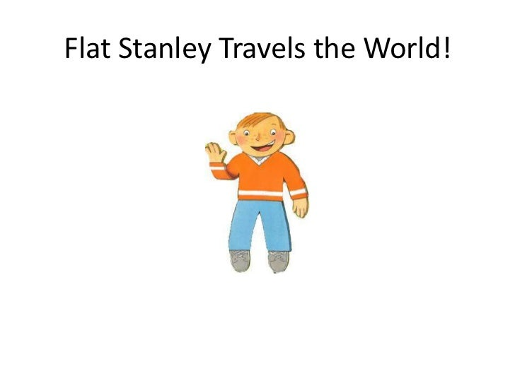 Flat stanley travels the world!