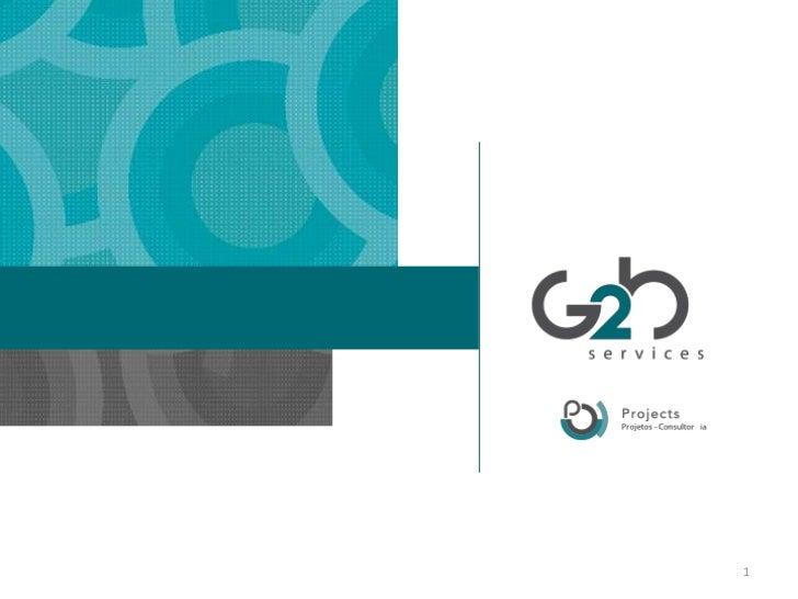 Flayer G2BProjetos