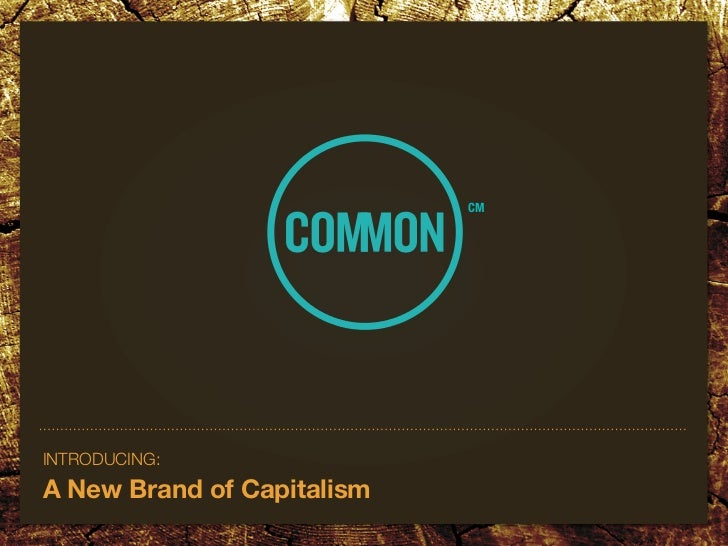 Introducing COMMON
