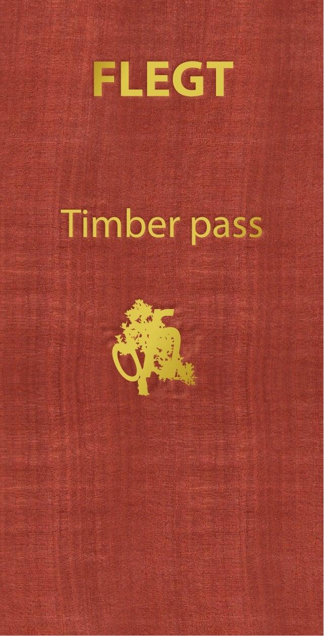 Flegt timber pass en sept 2011