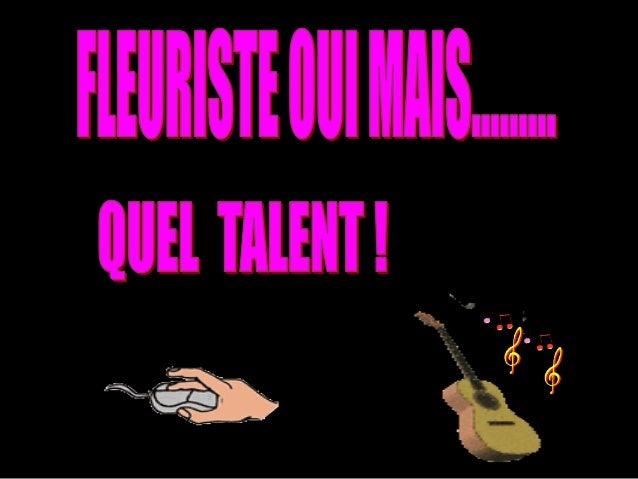 Fleuriste oui mais_quel_talent_2_ PPS OF HOA PHUONG HD AU CHAU.