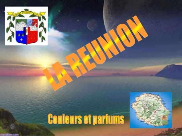 Petit coin de France au milieu de l'océan Indien, La Réunion recèle des trésors colorés dans sa                    flore C...