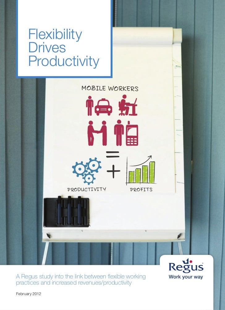 Flexibility Drives Productivity