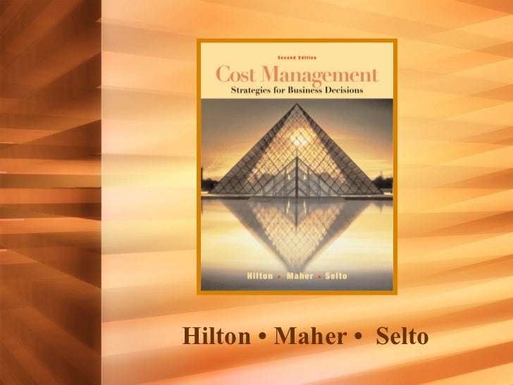 Hilton  •  Maher  •   Selto