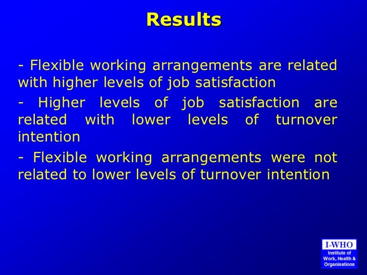 thesis on employee turnover