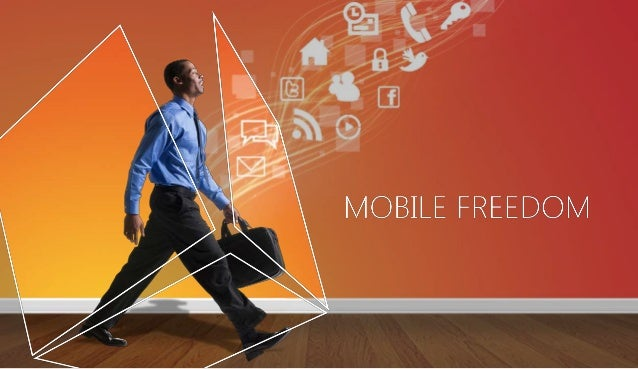 Microsoft Mobile Workspace PowerPoint
