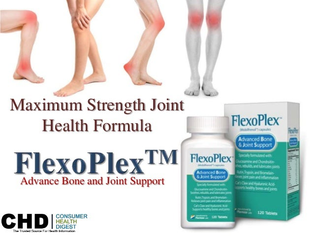 Maximum Strength Joint Health Formula Advance Bone and Joint Support
