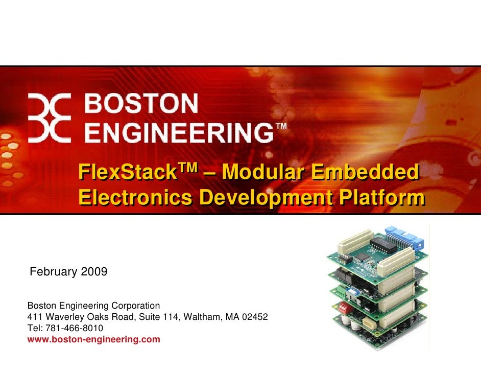 Flex Stack Rapid Prototyping System