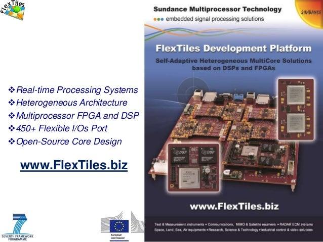The FlexTiles Development Platform offers Dual FPGA for 3D SoC Prototyping