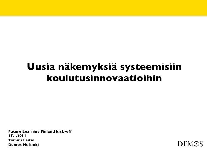 Future Learning Finland