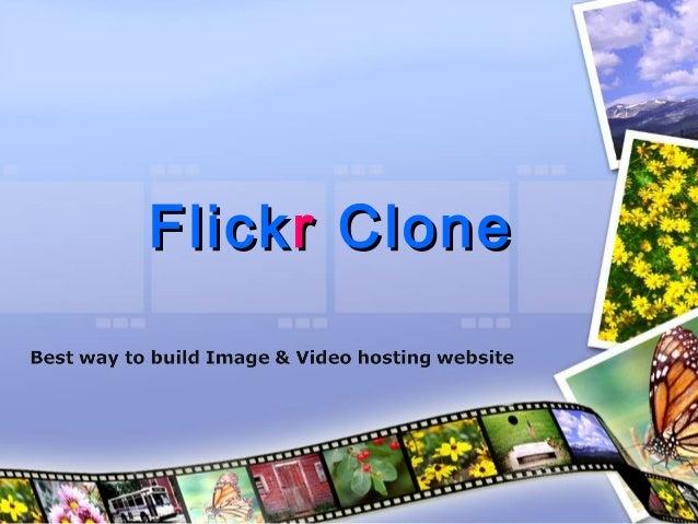 Flick r Clone