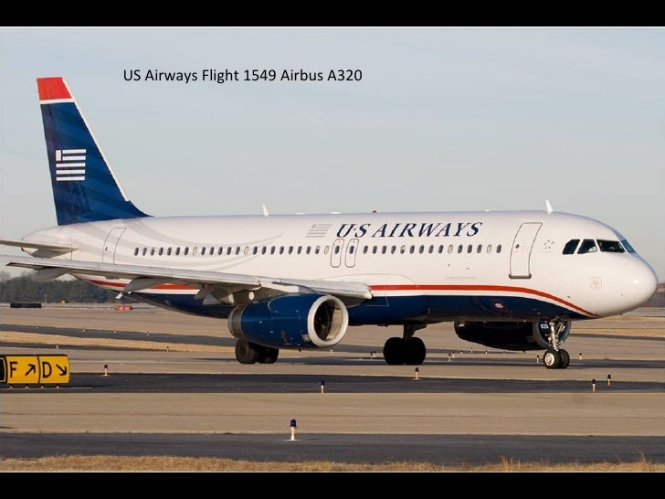 US Airways Flight 1549 Airbus A320