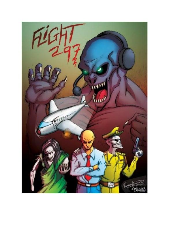 Flight 297 (Horror Comic)