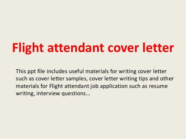 Denver Flight Attendant Cover Letter - Resume Templates