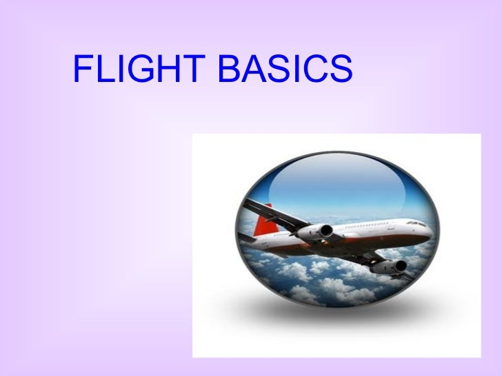 FLIGHT BASICS
