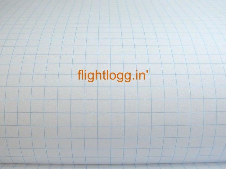 flightlogg.in'