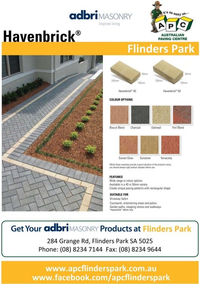 Havenbrick- Flinders park APC