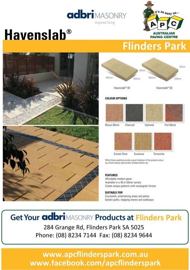 Flinders park apc_havenslab