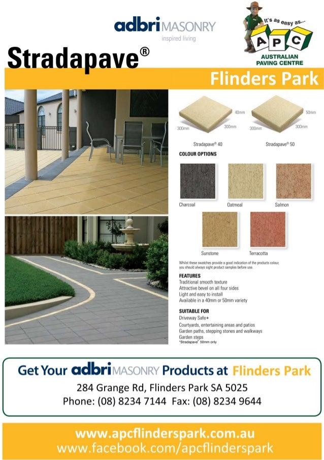 Flinders park apc_stradapave