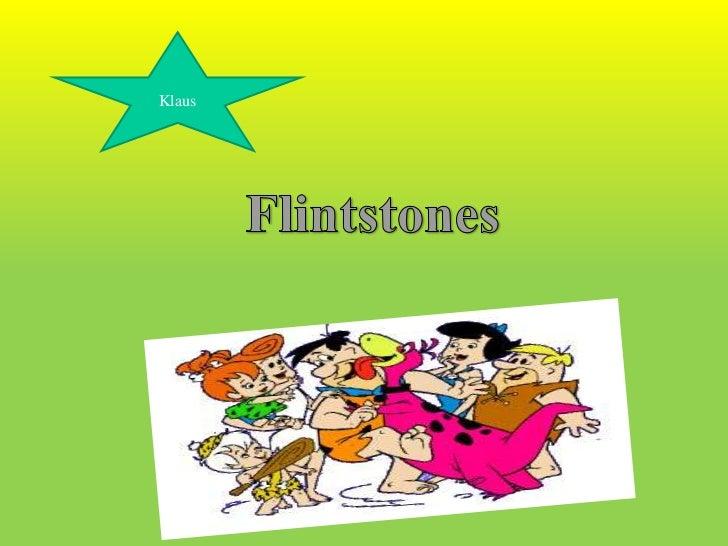 Klaus<br />Flintstones<br />