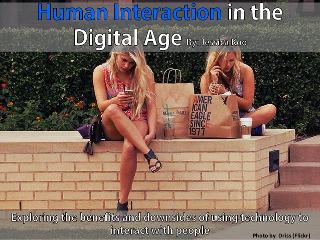 Flipbook: Human Interaction in the Digital Age