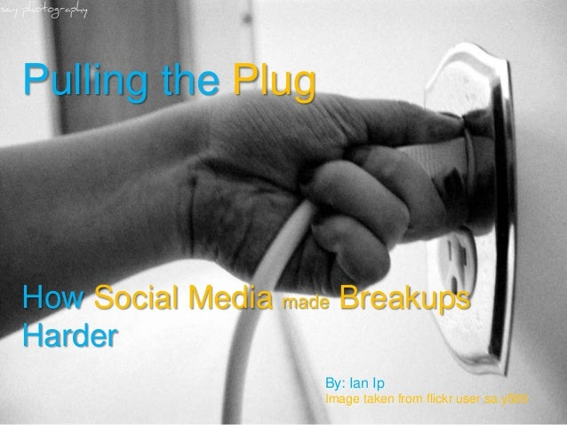 Pulling the Plug - A Film 260 Flipbook compiled by Ian Ip