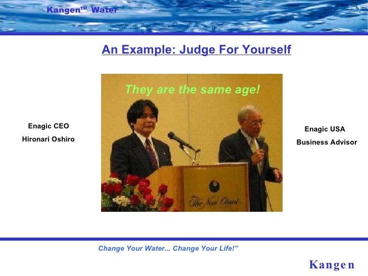 Enagic Business Oshiro Enagic Usa Business