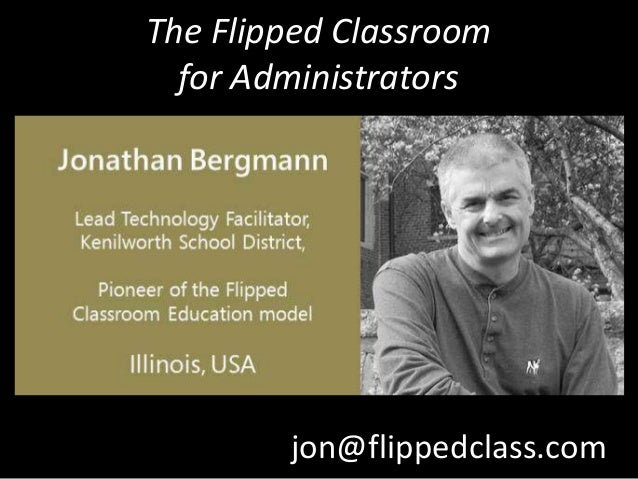 Flipped Class for Administrators