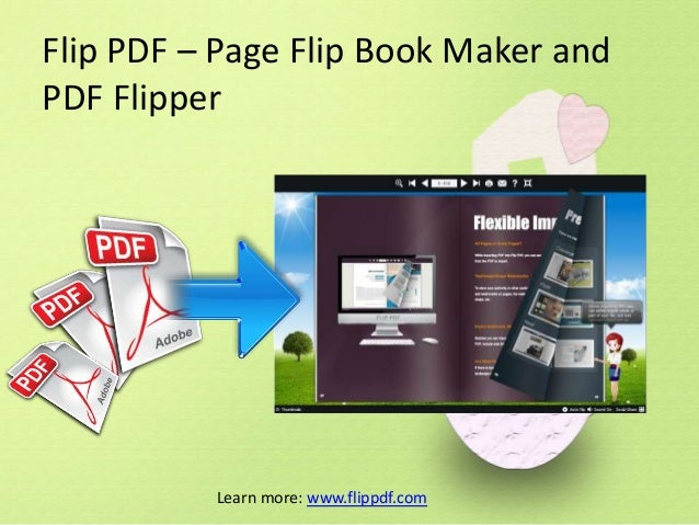 Flip PDF – Page Flip Book Maker andPDF Flipper          Learn more: www.flippdf.com