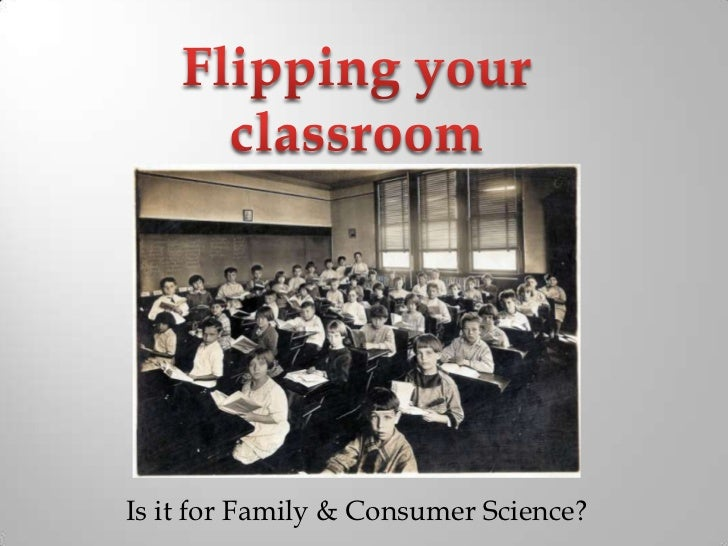 Flipped learning for mofacs