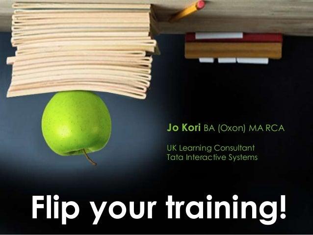 Flipped Learning Model