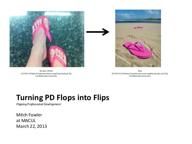 Flipped pd power point