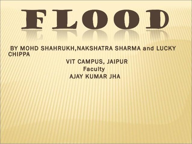 BY MOHD SHAHRUKH,NAKSHATRA SHARMA and LUCKY CHIPPA VIT CAMPUS, JAIPUR Faculty AJAY KUMAR JHA