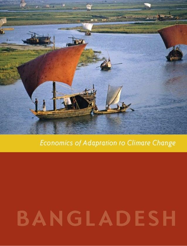 BA N G L A D E S H CO U N T RY ST U DY         i             Economics of Adaptation to Climate ChangeBANGL ADESH