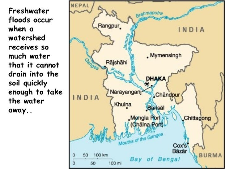 lynmouth and bangladesh floods comparison Citizens of bangladesh are quite familiar with floods situated on a wide deltaic plain at the confluence of several large rivers, the low-lying country is one of the most flood-prone in the world.