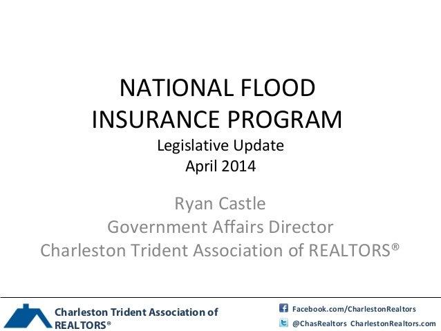 Charleston Trident Association of REALTORS® Facebook.com/CharlestonRealtors @ChasRealtors CharlestonRealtors.com NATIONAL ...