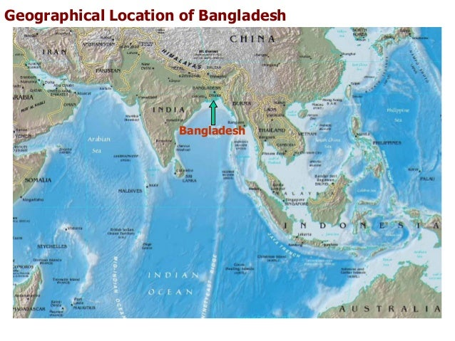 Flood Management in Bangladesh